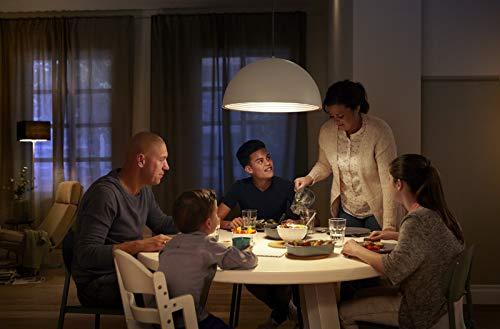 Philips LEDclassic Lampe ersetzt 60 W, E27, warmweiß (2700K), 806 Lumen, Doppelpack - 6