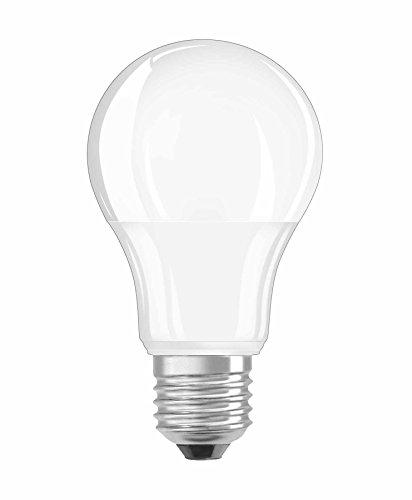 Neolux LED Classic A, in Kolbenform mit E27-Sockel, Nicht Dimmbar, Ersetzt 60 Watt, Matt, Kaltweiß - 4000 Kelvin, 10er-Pack