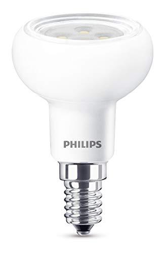 Philips LED Lampe ersetzt 60 W, E14, warmweiß (2700K), 320 Lumen, Reflektor, dimmbar