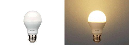 Philips LED-Lampe (ersetzt 60 Watt), EEK A, E27 2700 Kelvin – warmweiß, 9 Watt, 806 Lumen - 3