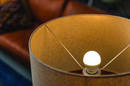 Philips LED-Lampe (ersetzt 60 Watt), EEK A, E27 2700 Kelvin – warmweiß, 9 Watt, 806 Lumen - 8