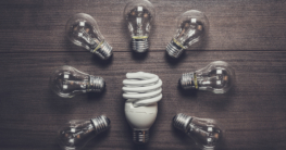 Energie sparen mit LED-Beleuchtung